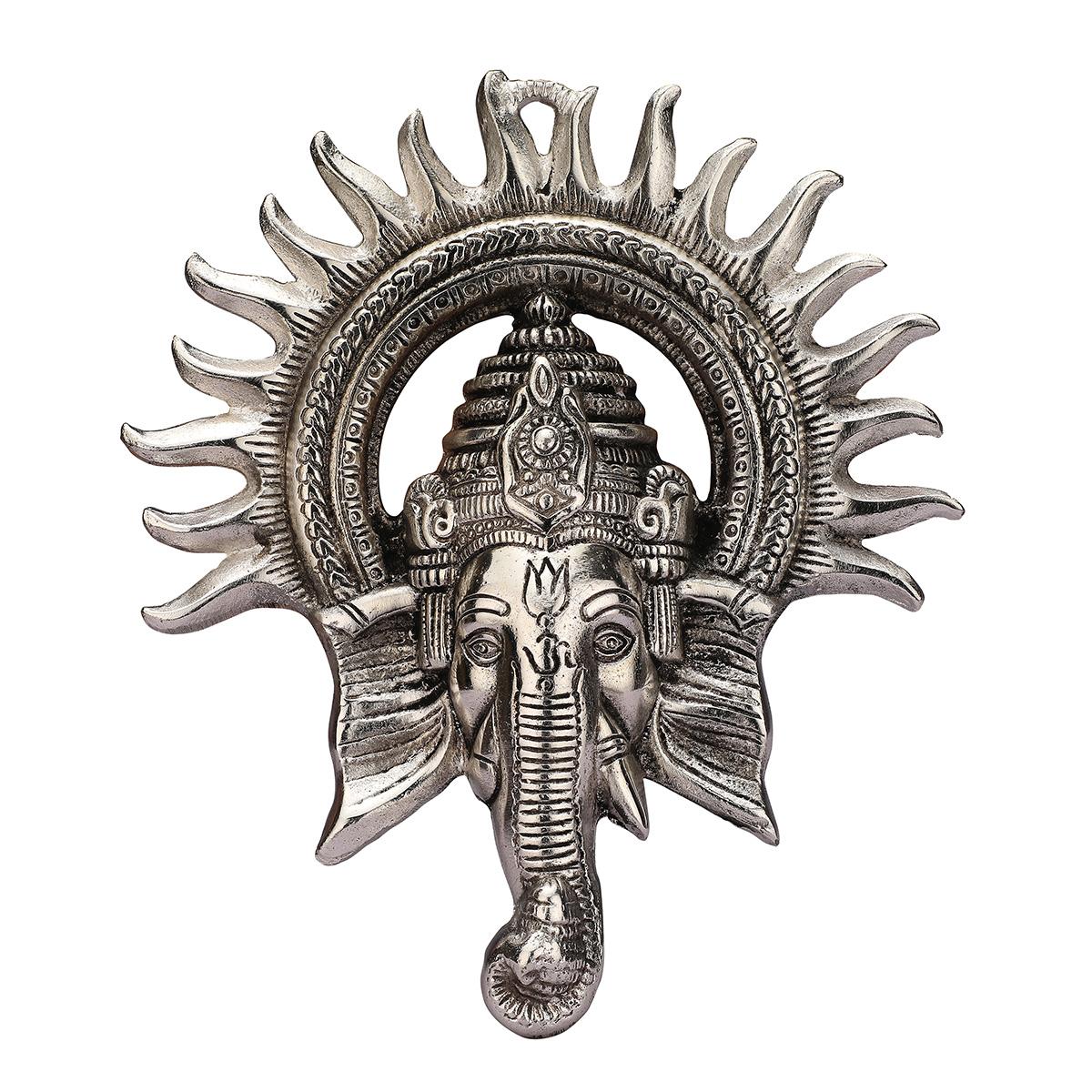 Kiran Ganesha Silver