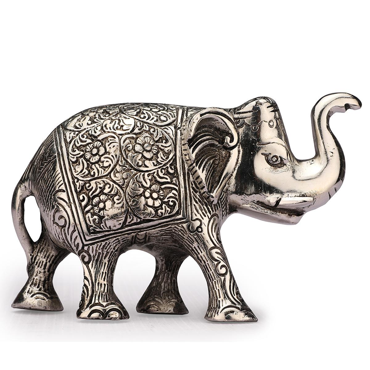 Elephant Holo NO.2 Silver