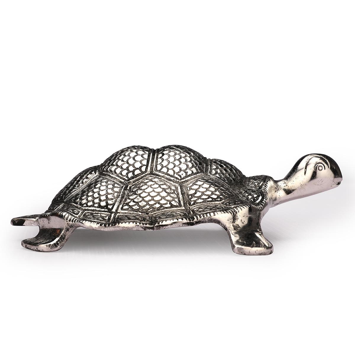 Tortoies 5'' Silver